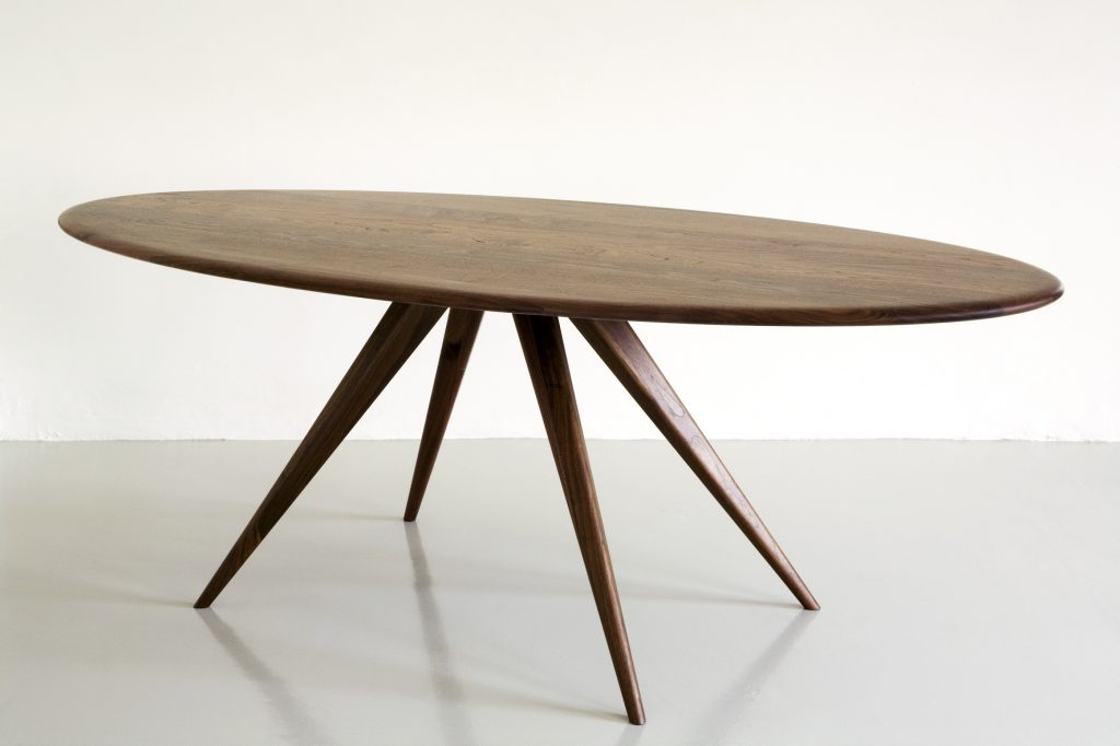 Darcey Dining Table by Steuart Padwick