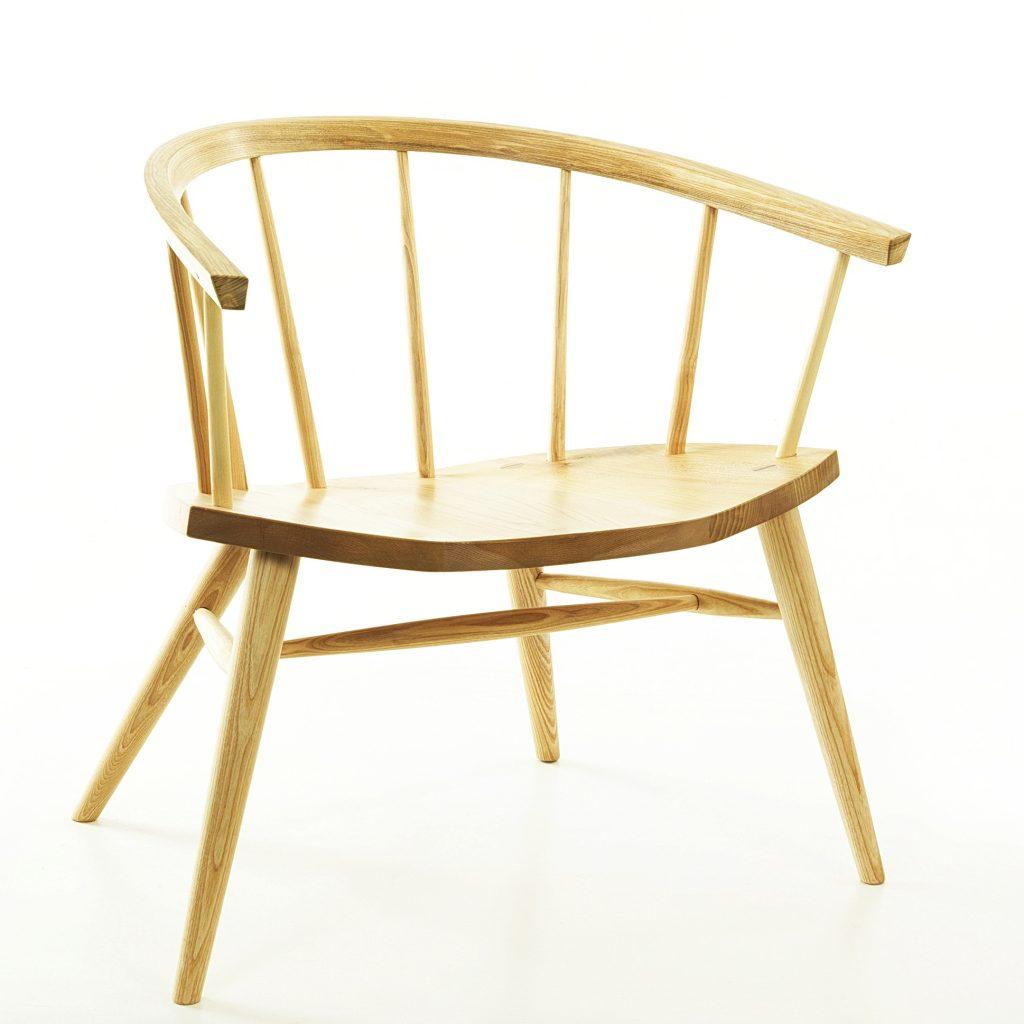 Devon chair by Chris Eckersley