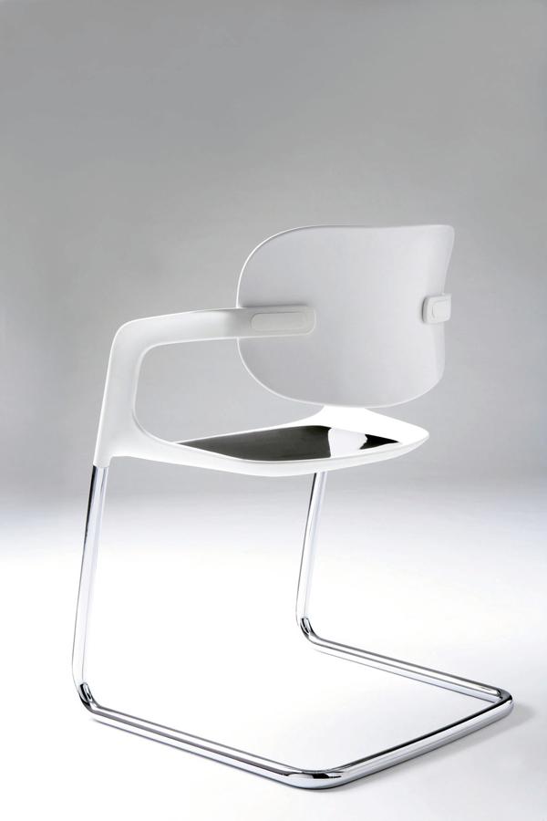 Soul Chair by Pearson Lloyd