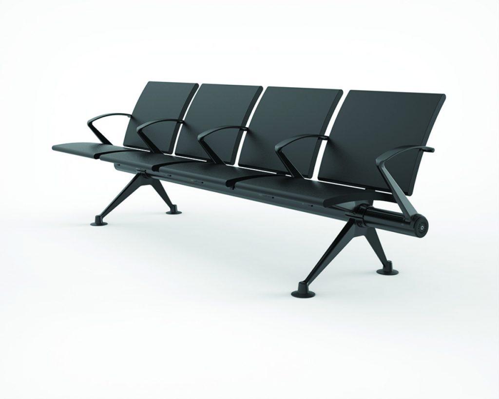 Flite Compact Modular Seating by Rodney Kinsman