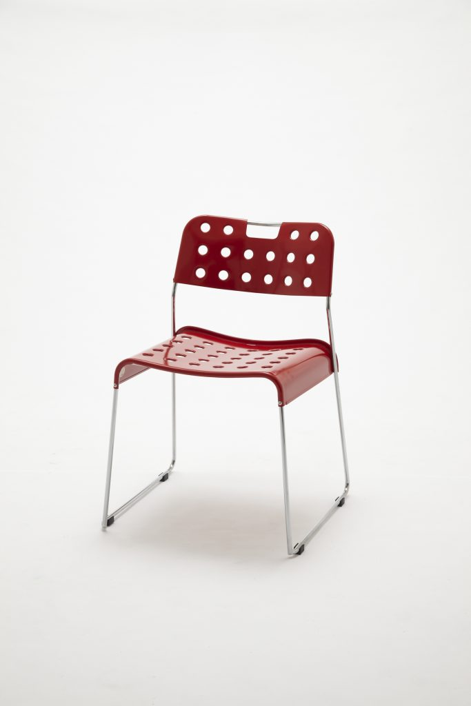 OMKSTAK Stacking Chair by Rodney Kinsman