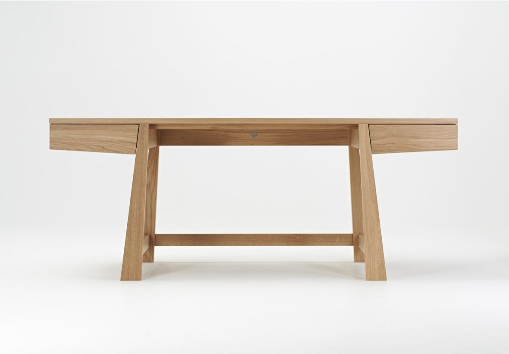 Poon Desk by Simon Pirie and Tony Portus
