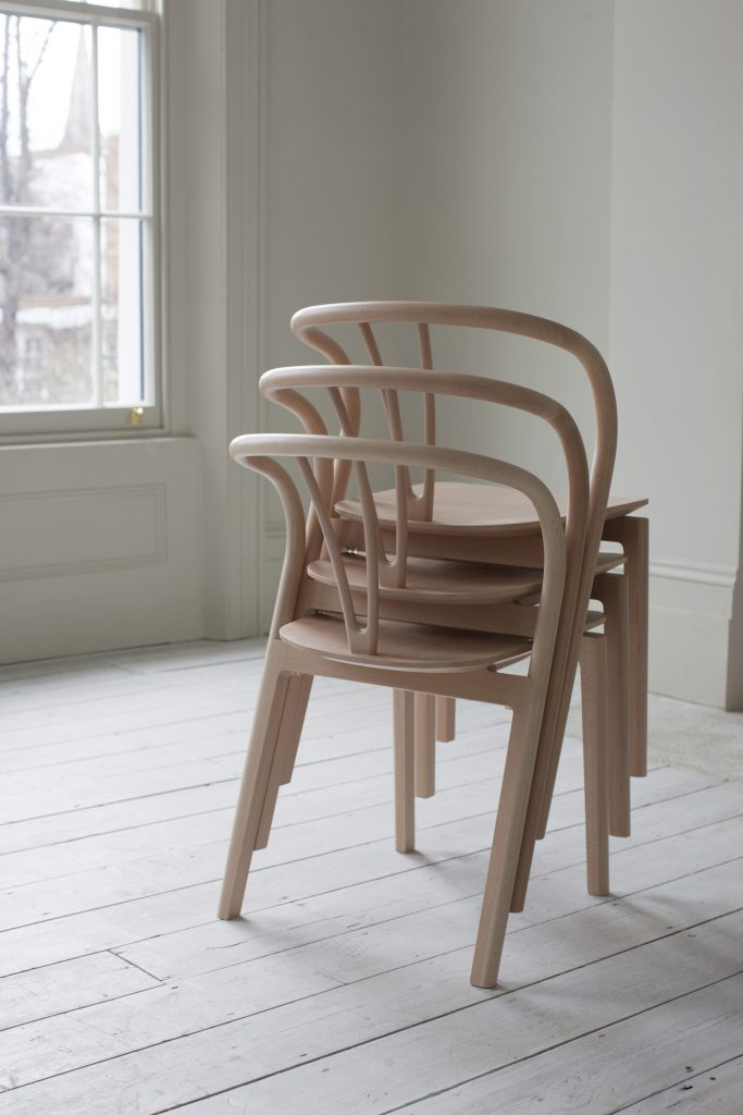 The Flow Chair by Tomoko Azumi