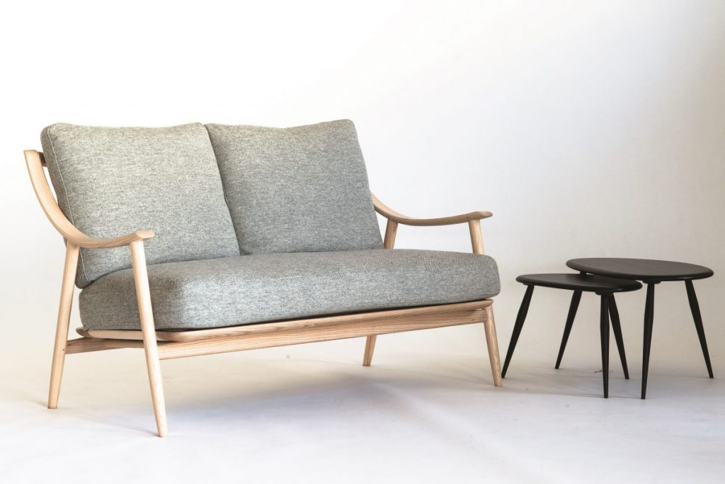 Marino Sofa by Dylan Freeth