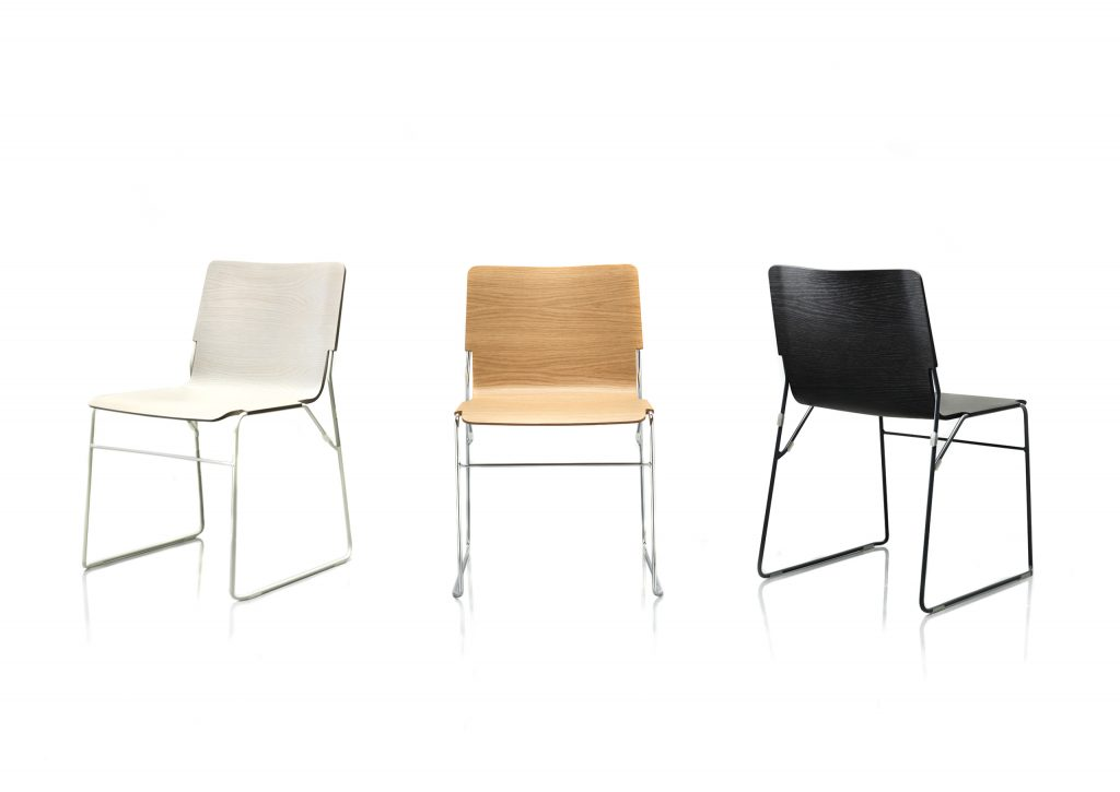 Nuno Chair by Mark Gabbertas