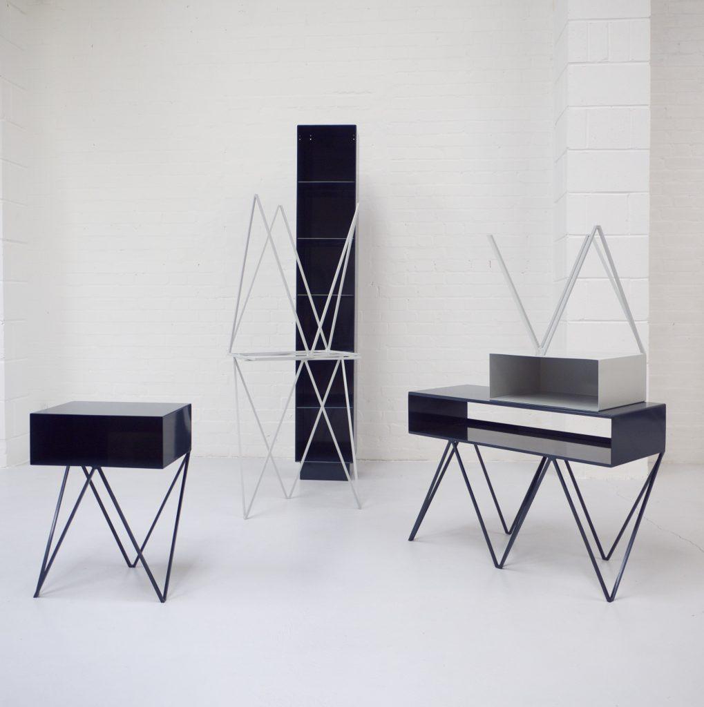 Giraffe Console Table by  Jo Wilton and Mirka Grohn