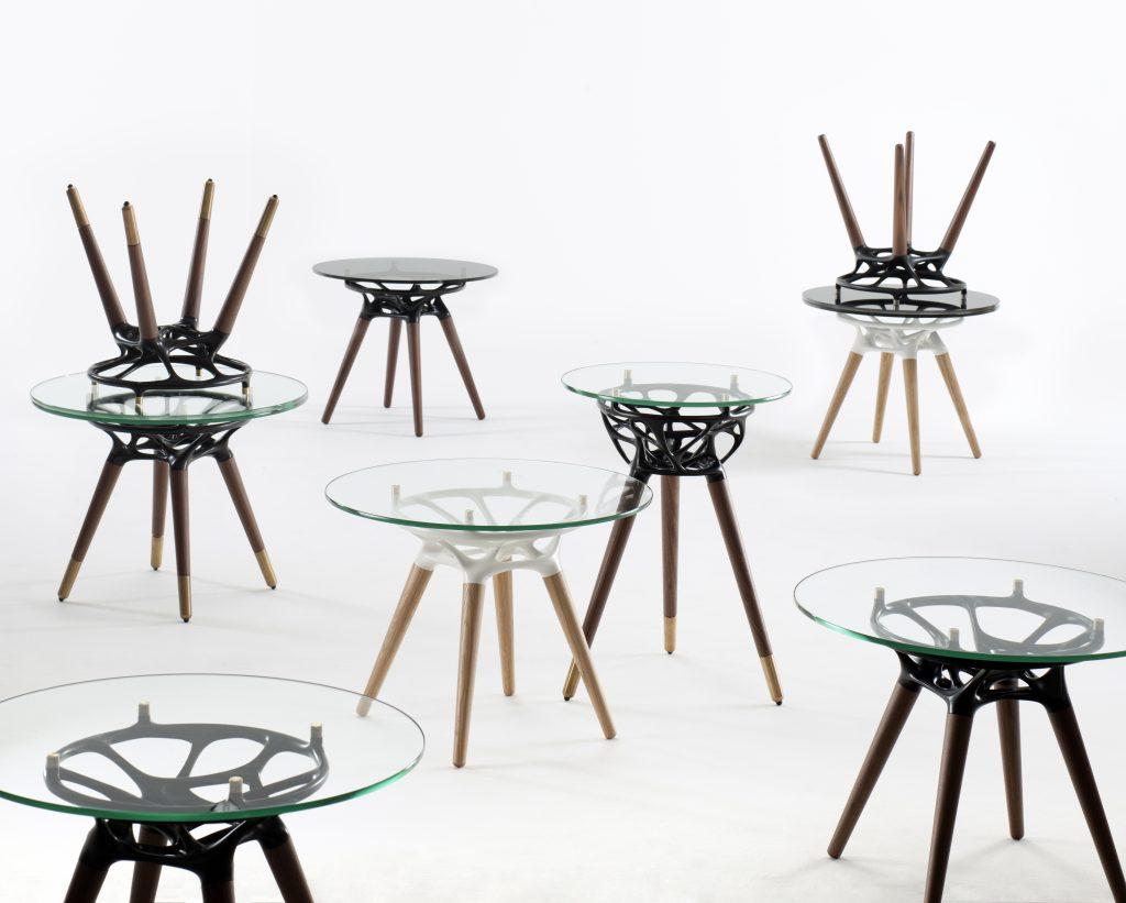 Rio Table by Morgan Studio & studio INTEGRATE