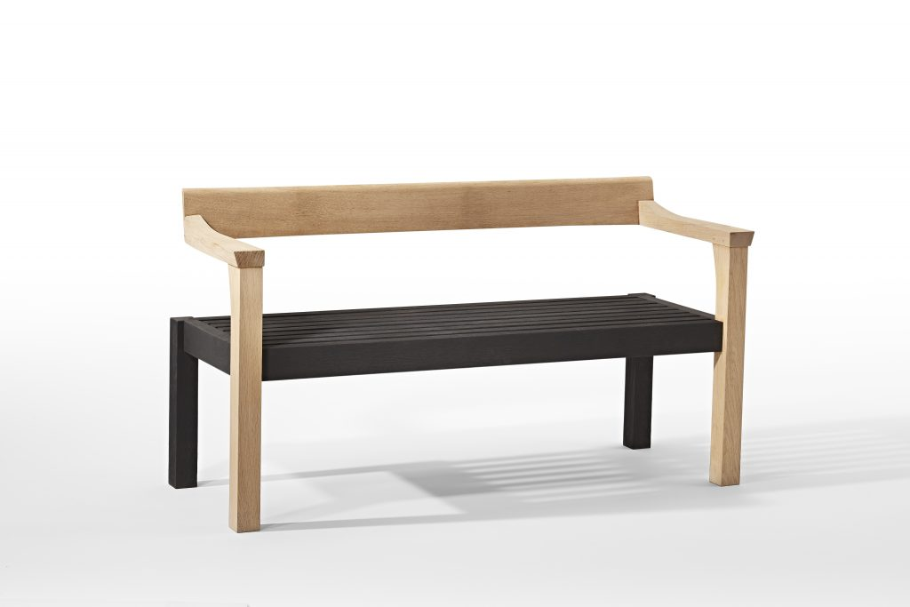 Floating Bench by Simon Pirie
