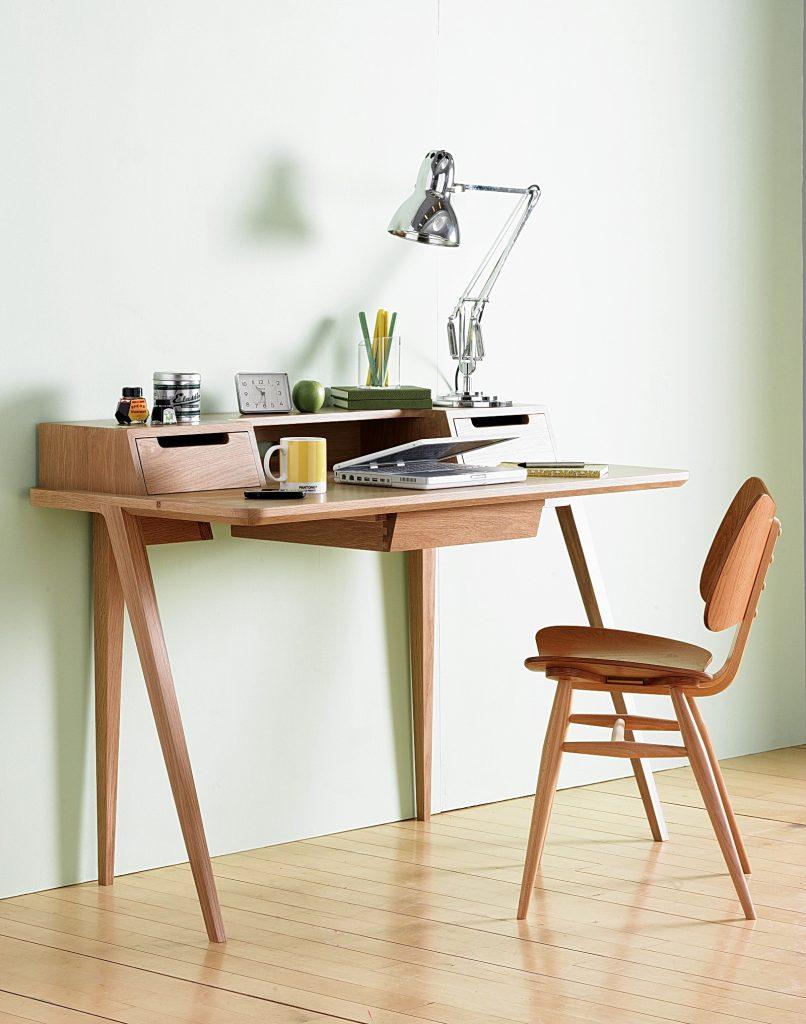 Treviso Desk by Matthew Hilton
