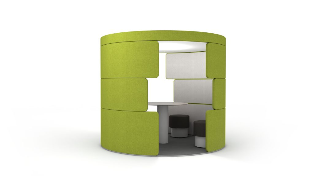 PARCS Office Furniture by Pearson Lloyd