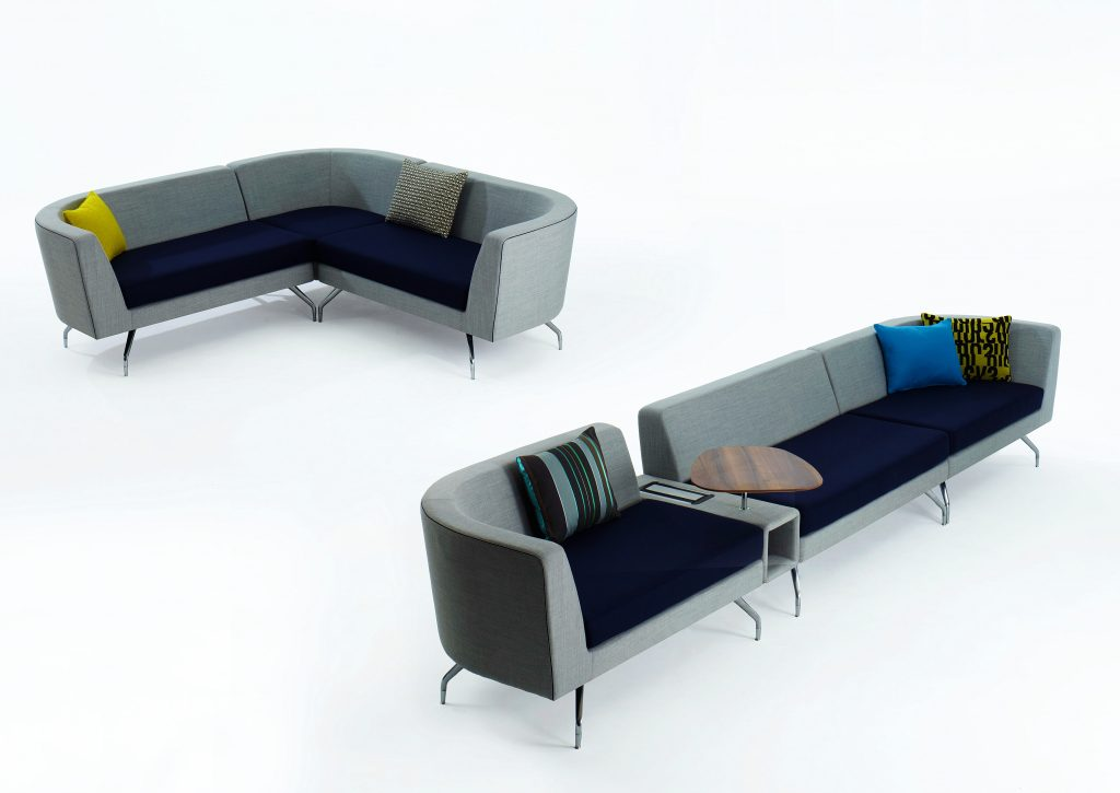 Cwtch Seating system by Angela Gidden