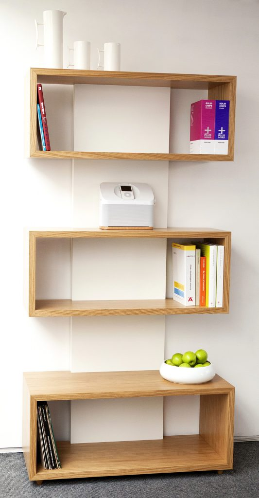 Box Shelves by Sebastian Conran