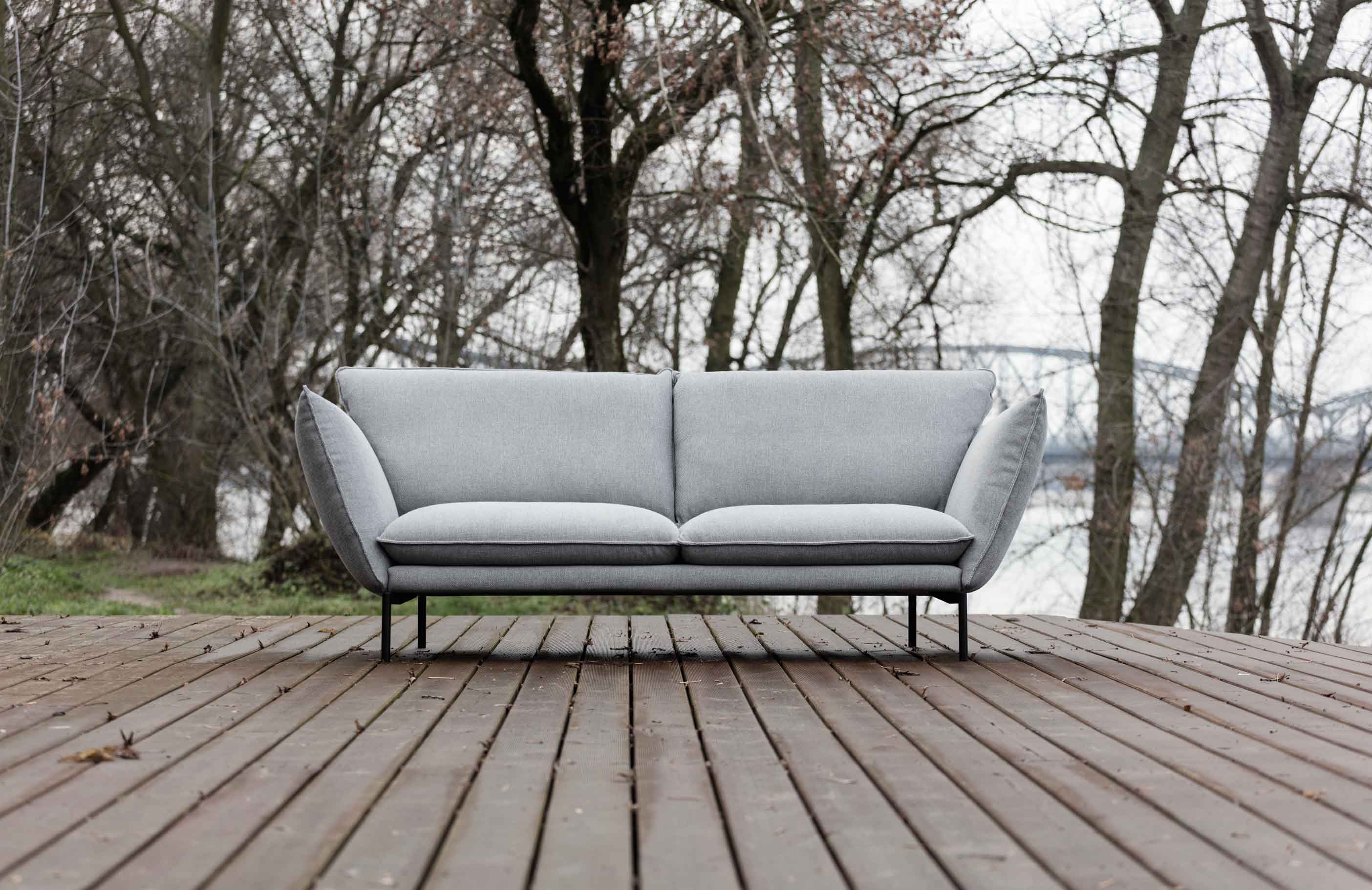 Behind the design: Hugo Settee