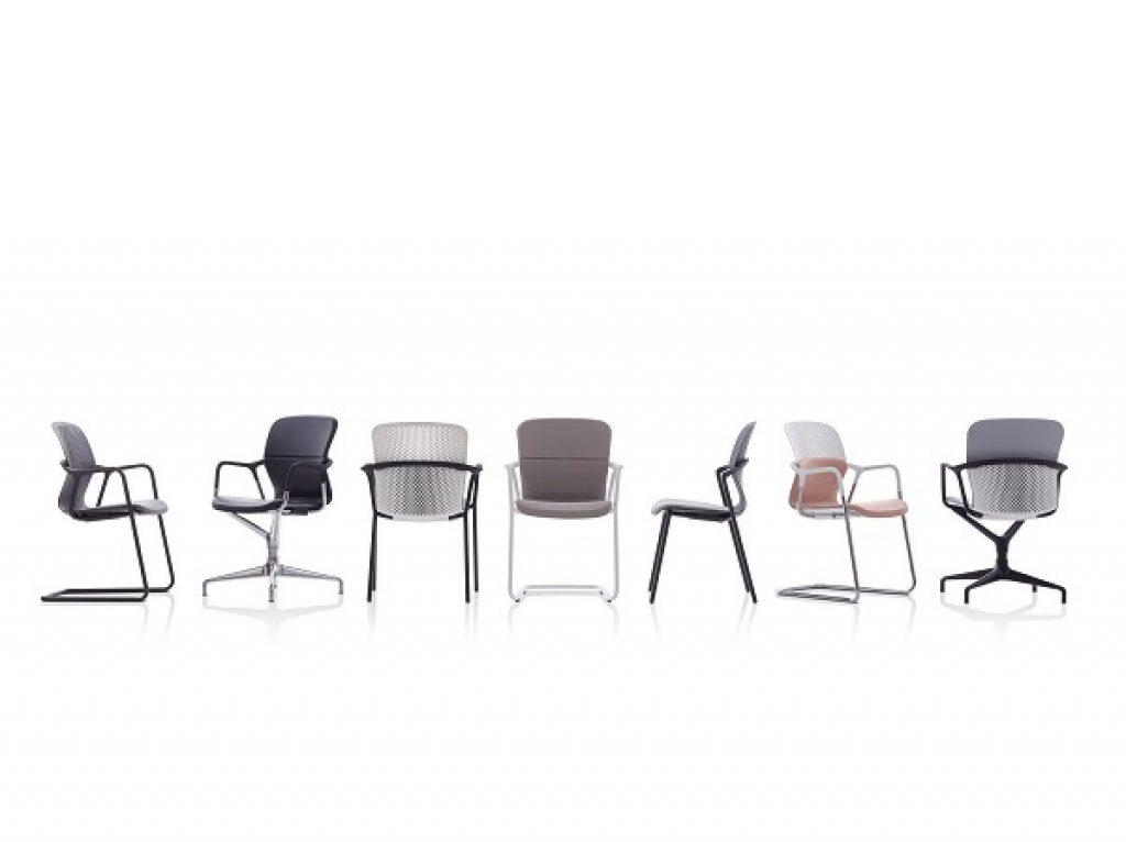 Keyn Chair Range by forpeople