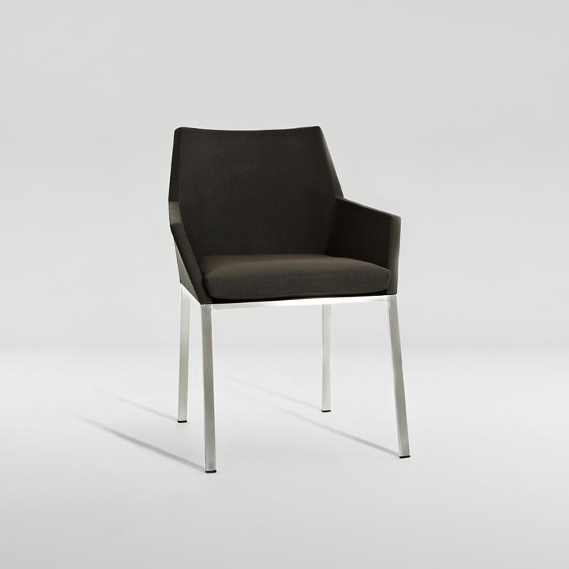 Cloud dining chair by Mark Gabbertas