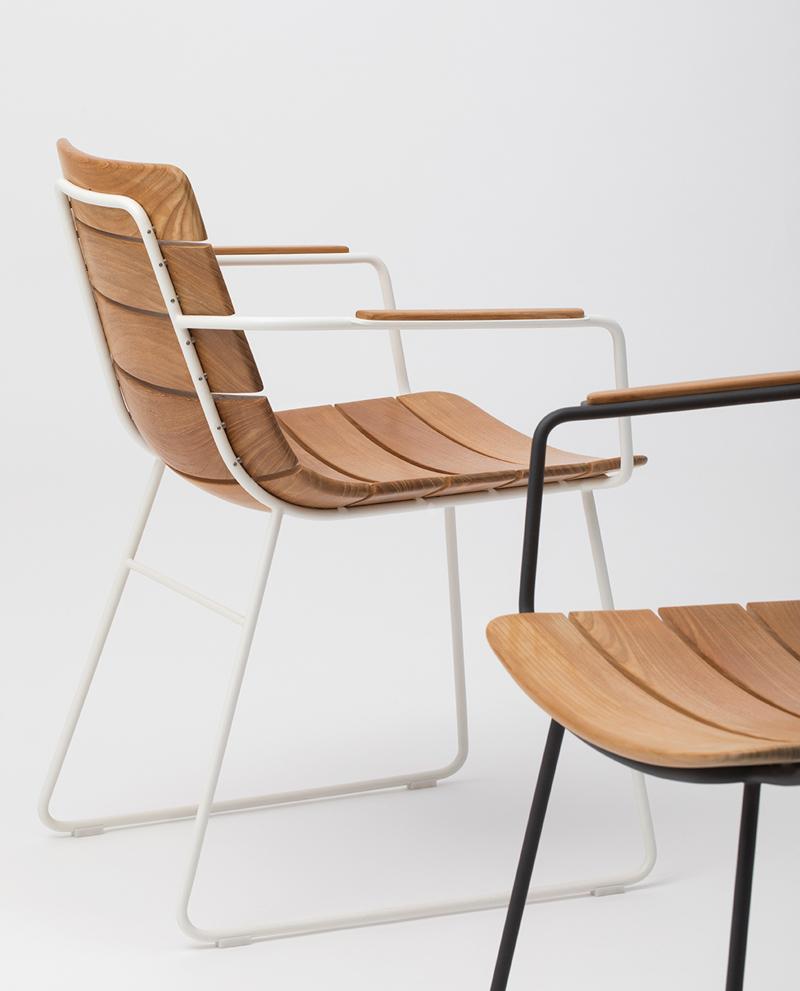 William Dining Chair by Mark Gabbertas