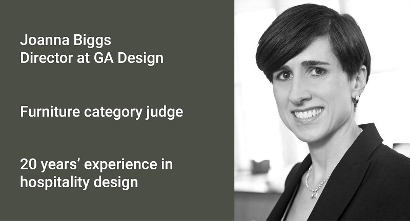 Meet the judges: Joanna Biggs