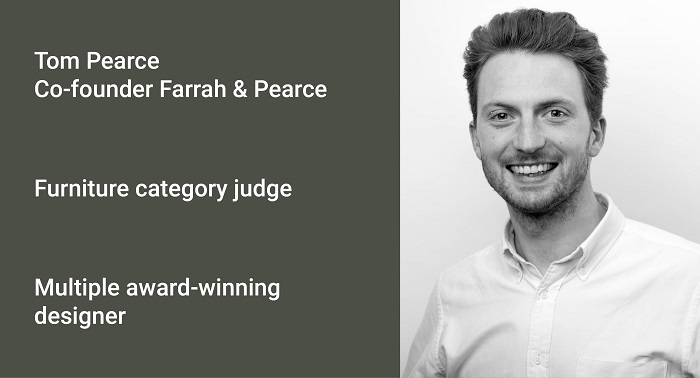 Meet the judges: Tom Pearce