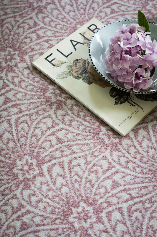 Quirky B, Alternative Flooring with Liberty Fabrics by Alternative Flooring