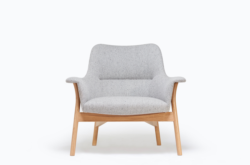 Oxbow Lounge Chair by Namon Gaston and Peter Holmes