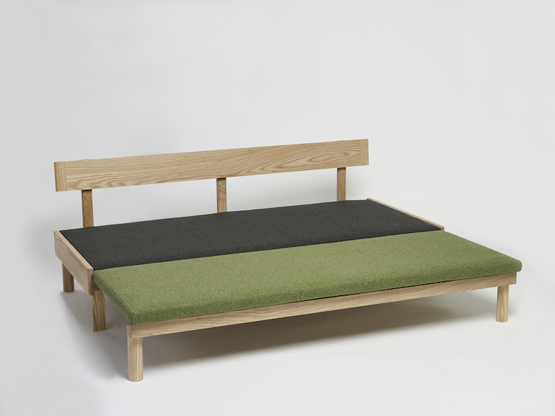 Ori Guest Bed by Catherine Aitken
