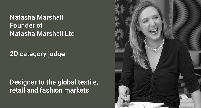 Meet the judges: Natasha Marshall