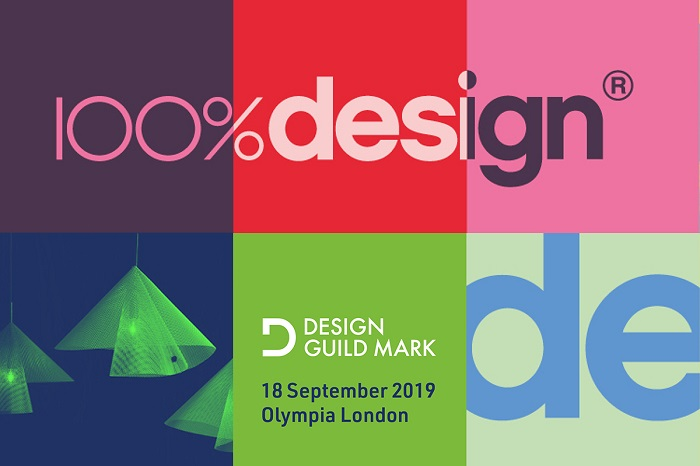 Join the DGM at 100% Design's Talks programme
