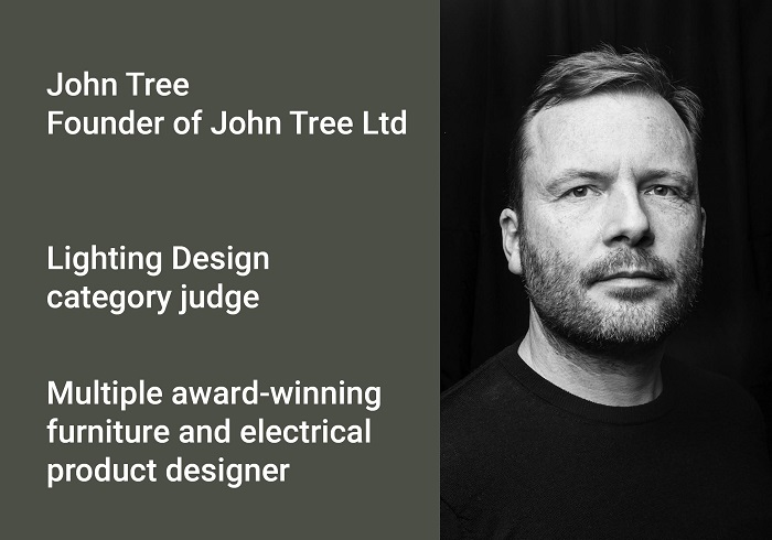 Meet the judges: John Tree