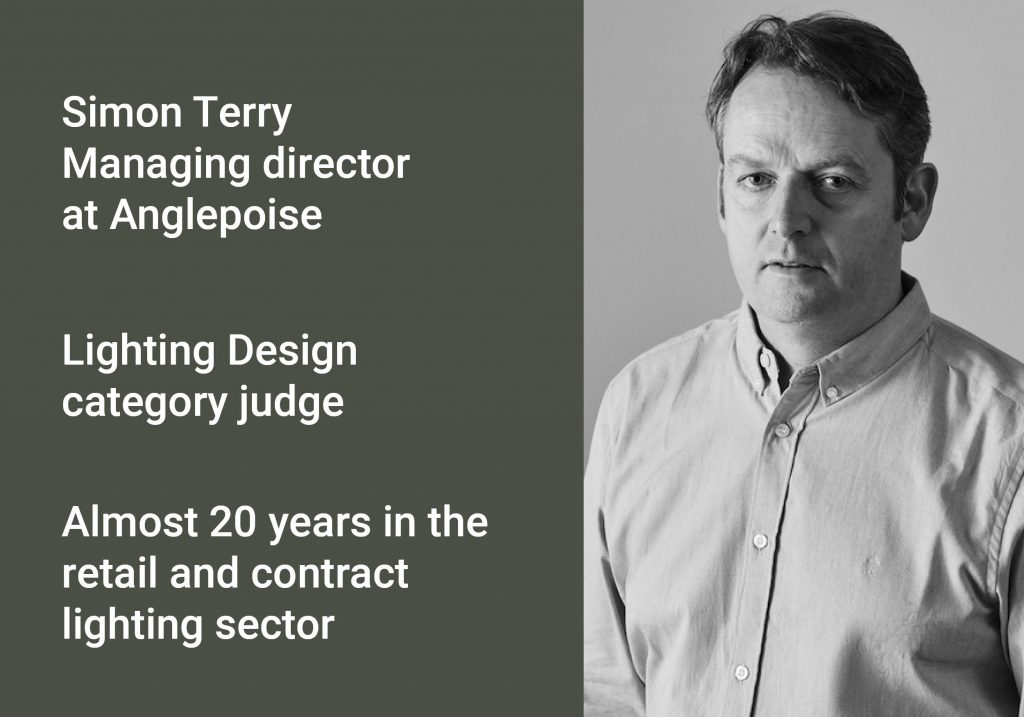 Meet the judges: Simon Terry