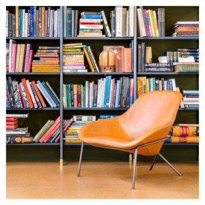 Cross Leg Chair