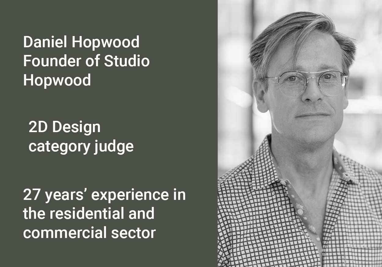 Meet the judges: Daniel Hopwood