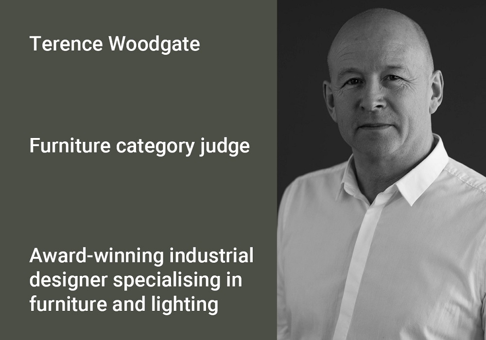 Meet the judges: Terence Woodgate