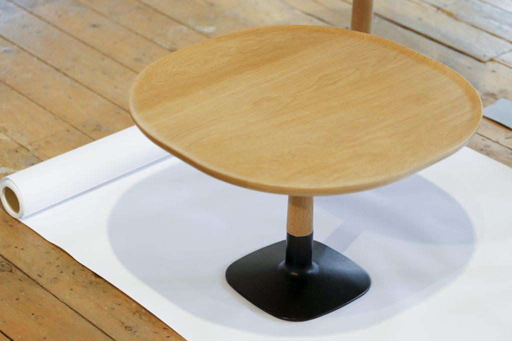 Ore Tables Designed by Daniel Schofield for Ercol Furniture Ltd