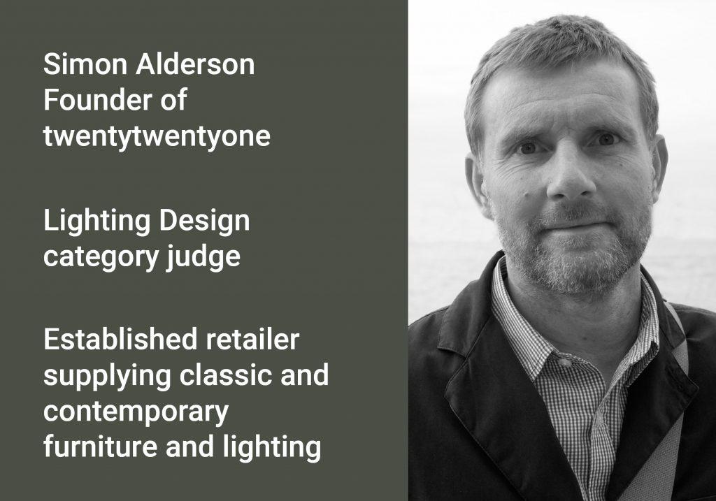 Meet the judges: Simon Alderson
