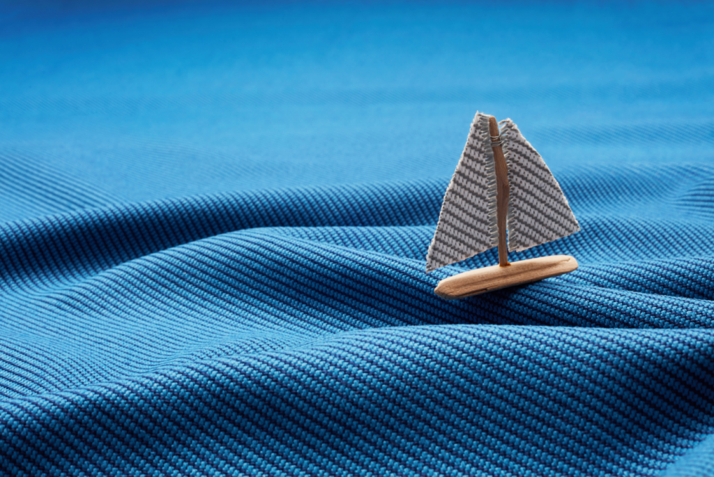Oceanic Designed by Jodie Padgett for Camira